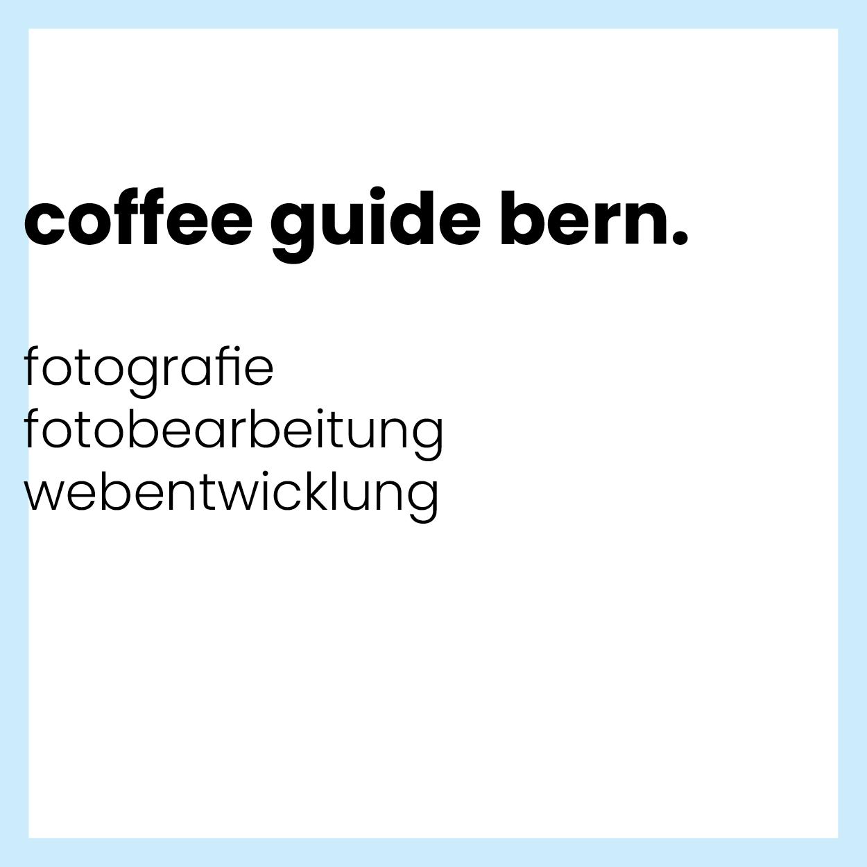 coffeeguidebern